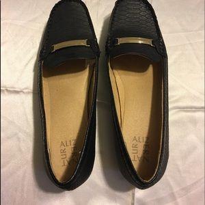 Black Naturalizer Loafers